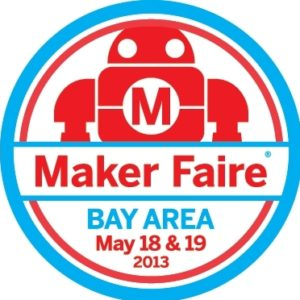 2013-05-18, Maker Faire, San Mateo CA