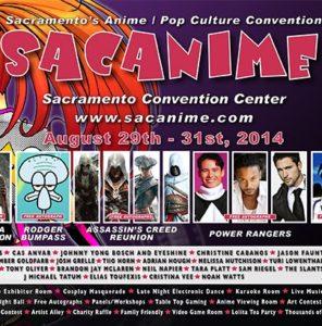 2014-08-29, SacAnime, Sacramento CA