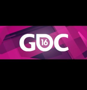 2016-03-18, GDC, San Francisco CA