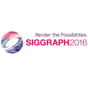 2016-07-25, Siggraph, Los Angeles CA